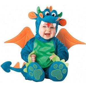Dinky Dragon Dinosaur Halloween Costume 18-24M